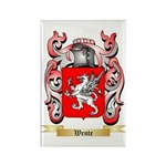 Wente Rectangle Magnet (100 pack)