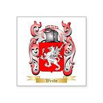 Wende Square Sticker 3