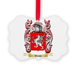 Wende Picture Ornament