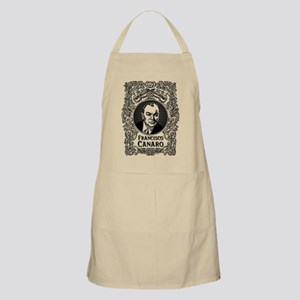 Francisco Canaro (in black) Apron
