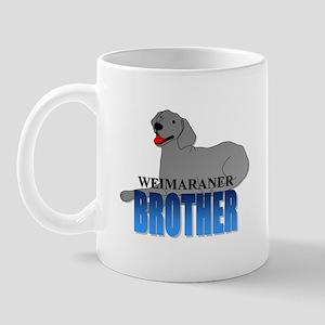 Weimaraner Brother Mug