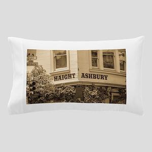 Haight Ashbury Pillow Case