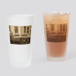 Haight Ashbury Drinking Glass