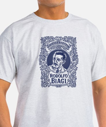 Rodolfo Biagi (in blue) T-Shirt