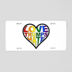 LTH-Orlando Aluminum License Plate