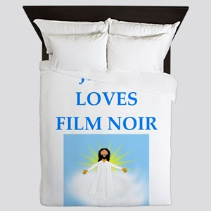 film noir Queen Duvet
