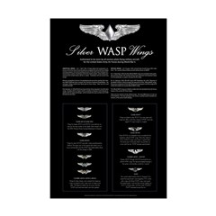 WASP WINGS Poster 11 x 17