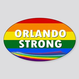 ORLANDO STRONG PRIDE Sticker