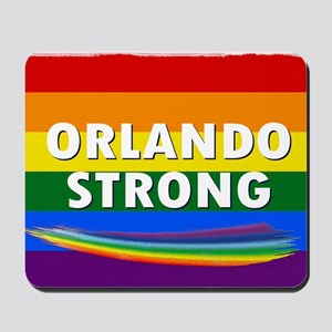 ORLANDO STRONG PRIDE Mousepad