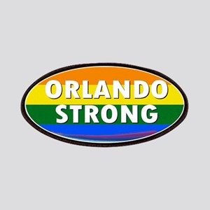 ORLANDO STRONG PRIDE Patch