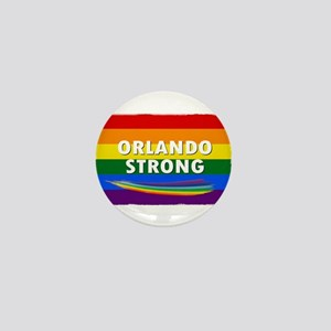 ORLANDO STRONG PRIDE Mini Button