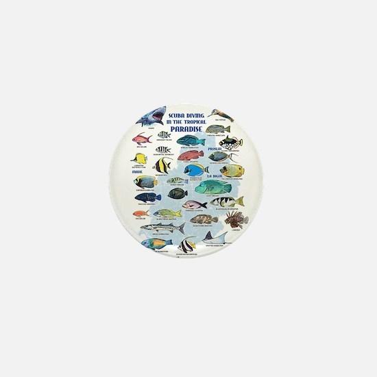 Aquarium Mini Button