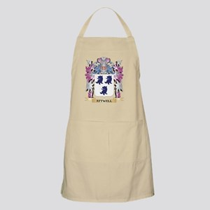 Attwell Coat of Arms (Family Crest) Apron
