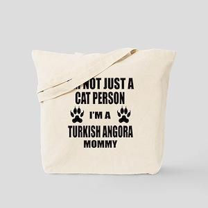 I'm a Turkish Angora Mommy Tote Bag