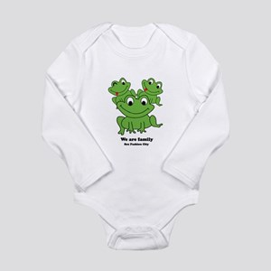 frog family Body Suit
