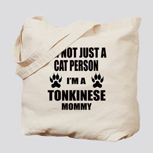I'm a Tonkinese Mommy Tote Bag