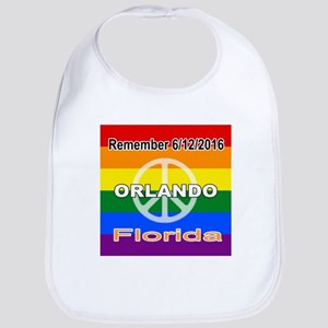 Remember 6/12/2016 Orlando, Florida Bib