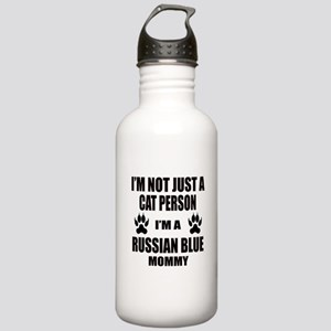 I'm a Russian Blue Mom Stainless Water Bottle 1.0L