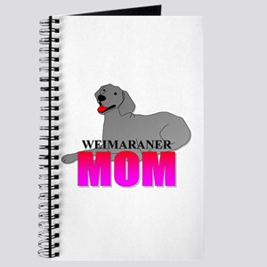 Weimaraner Mom Journal