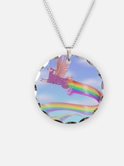 Allamacorn Sky Necklace
