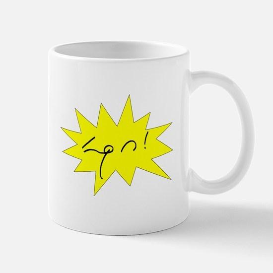 Shorthand Transcribe This Mug