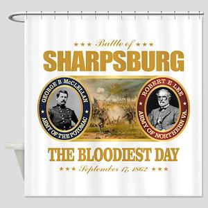 Sharpsburg Shower Curtain