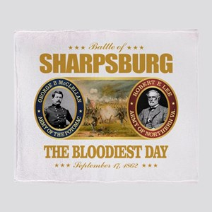 Sharpsburg Throw Blanket