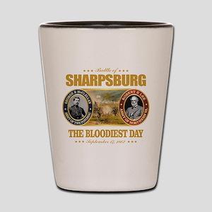 Sharpsburg Shot Glass