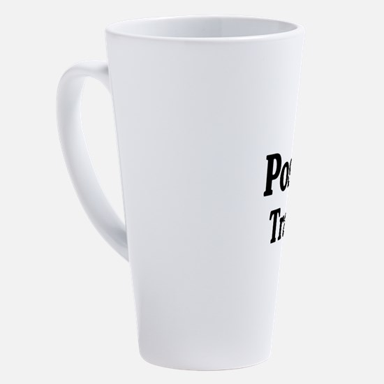 Cute Possums 17 oz Latte Mug