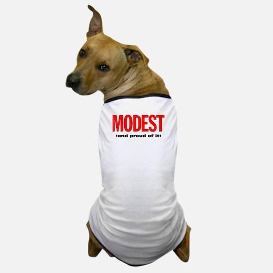 Unique Humility Dog T-Shirt