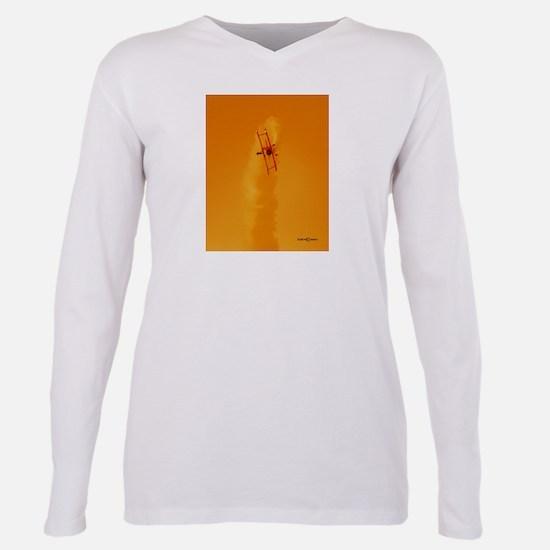 Wingwalker 1 orange(signed).jpg T-Shirt
