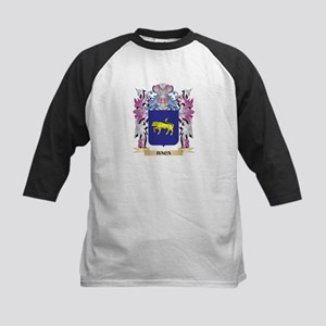 Baca Coat of Arms (Family Crest) Baseball Jersey