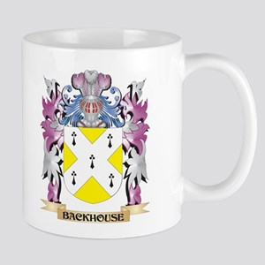 Backhouse Coat of Arms (Family Crest) Mugs