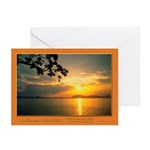 Andaman Sunset Greeting Cards (Pk of 10)