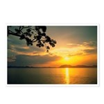 Andaman Sunset Postcards (Package of 8)