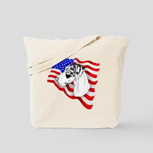 Harle UC Patriot Dane Tote Bag