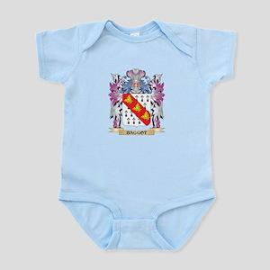 Baggot Coat of Arms (Family Crest) Body Suit