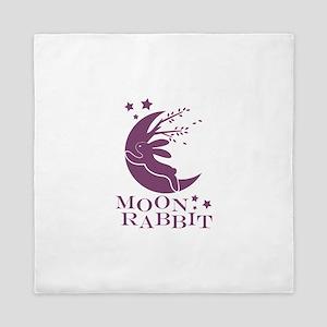 Moon Rabbit Queen Duvet