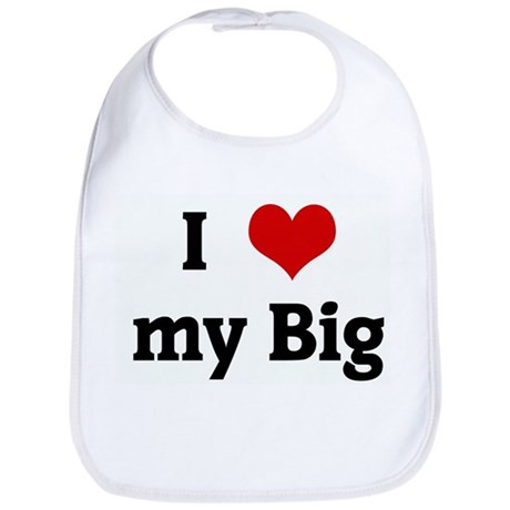 I Love my Big Bib