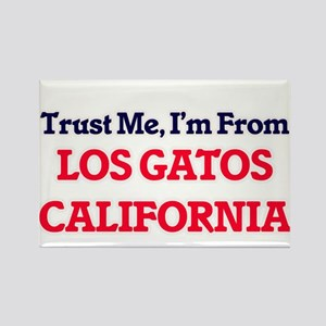 Trust Me, I'm from Los Gatos California Magnets