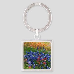 Evening Wildflowers Keychains