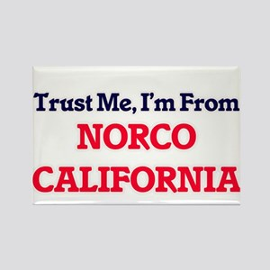Trust Me, I'm from Norco California Magnets