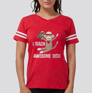 Autism Teacher Puzzle Ribbon T-Shirt