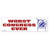 Anti congress bumper Single