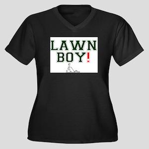 LAWN BOY! Plus Size T-Shirt