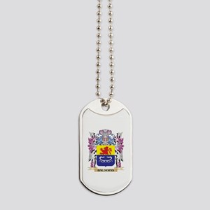 Balderas Coat of Arms (Family Crest) Dog Tags
