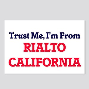 Trust Me, I'm from Rialto Postcards (Package of 8)