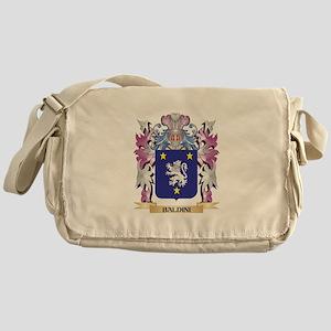Baldini Coat of Arms (Family Crest) Messenger Bag