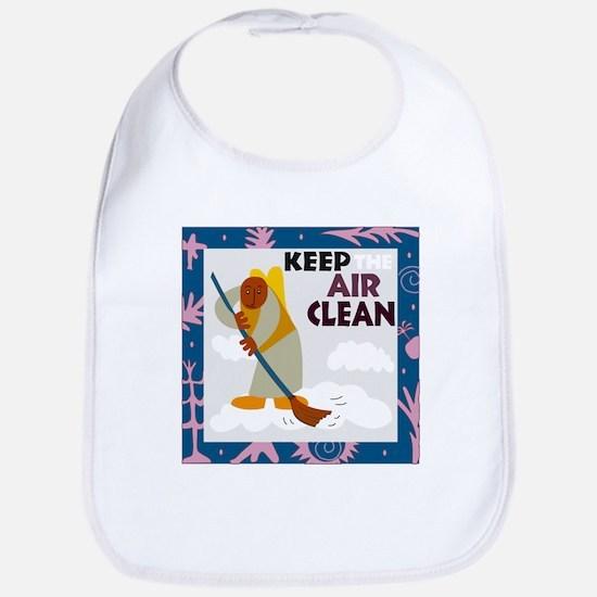 Clean Air Bib