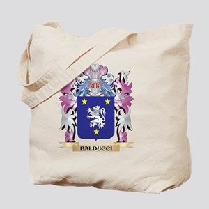 Balducci Coat of Arms (Family Crest) Tote Bag